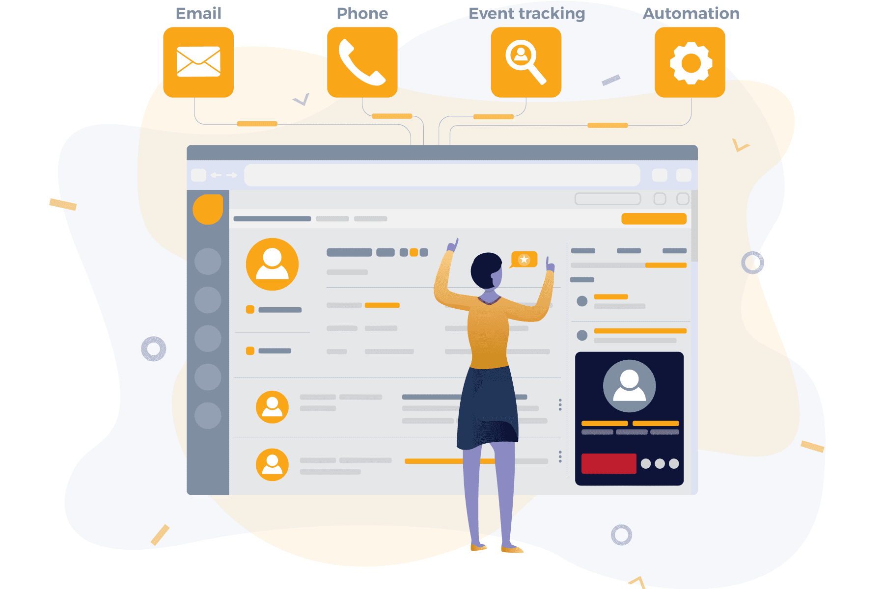 How a CRM can help your business succeed